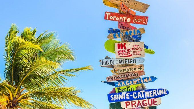Meilleurs pays ou voyager seul